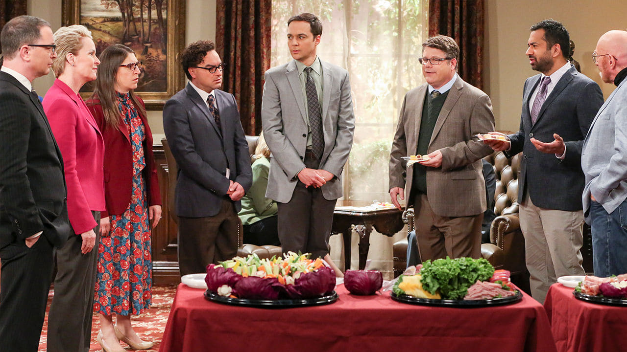The Big Bang Theory Episode: The Laureate Accumulation