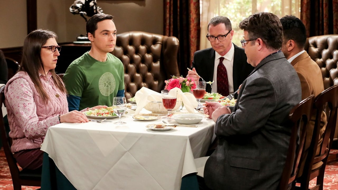 The Big Bang Theory Episode: The Plagiarism Schism