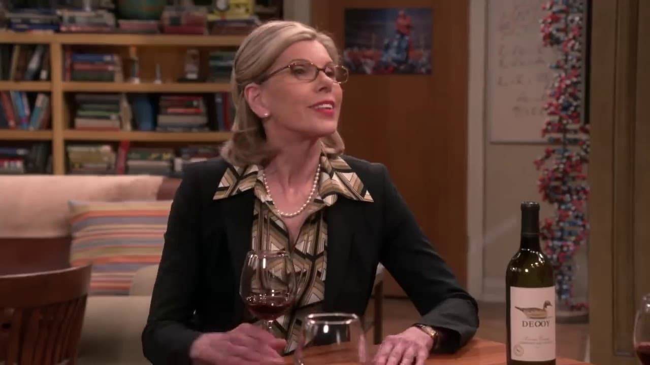 The Big Bang Theory Episode: The Maternal Conclusion