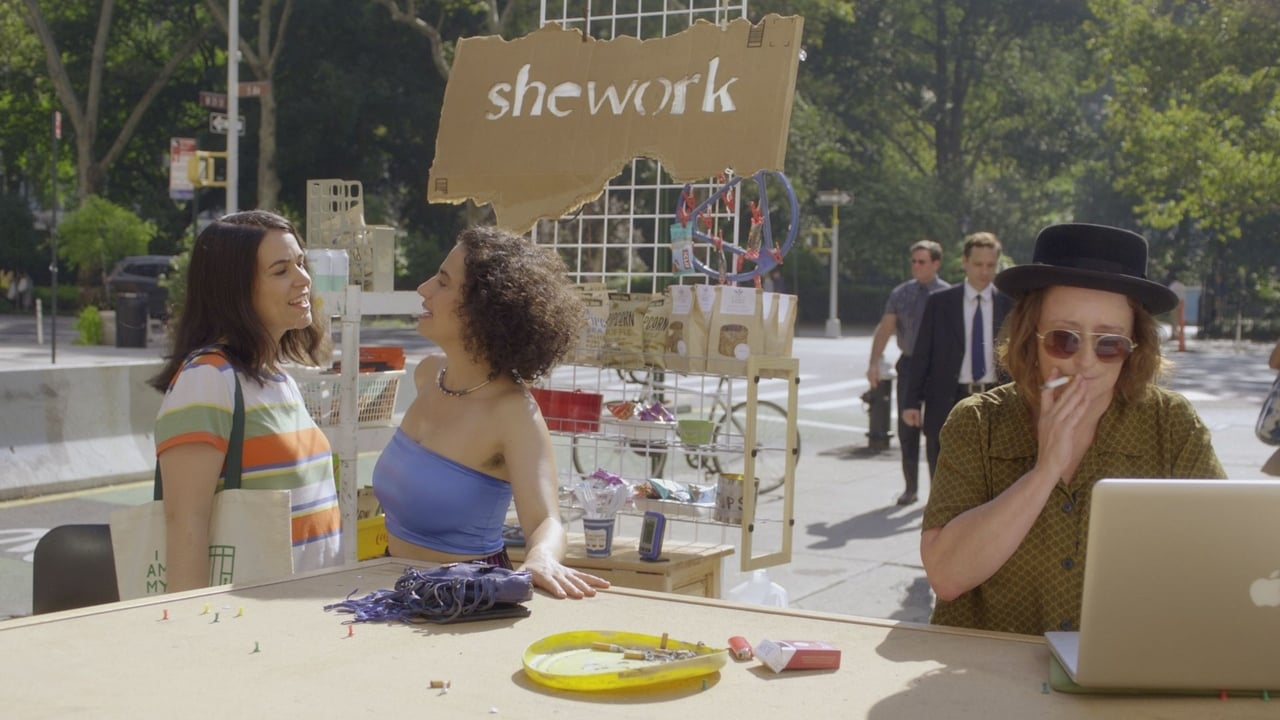 Broad City Episode: SheWork and S Bucket