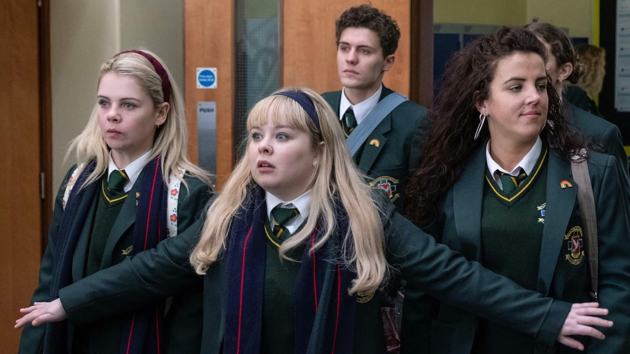 Derry Girls Episode: Ms De Brn and the Child of Prague