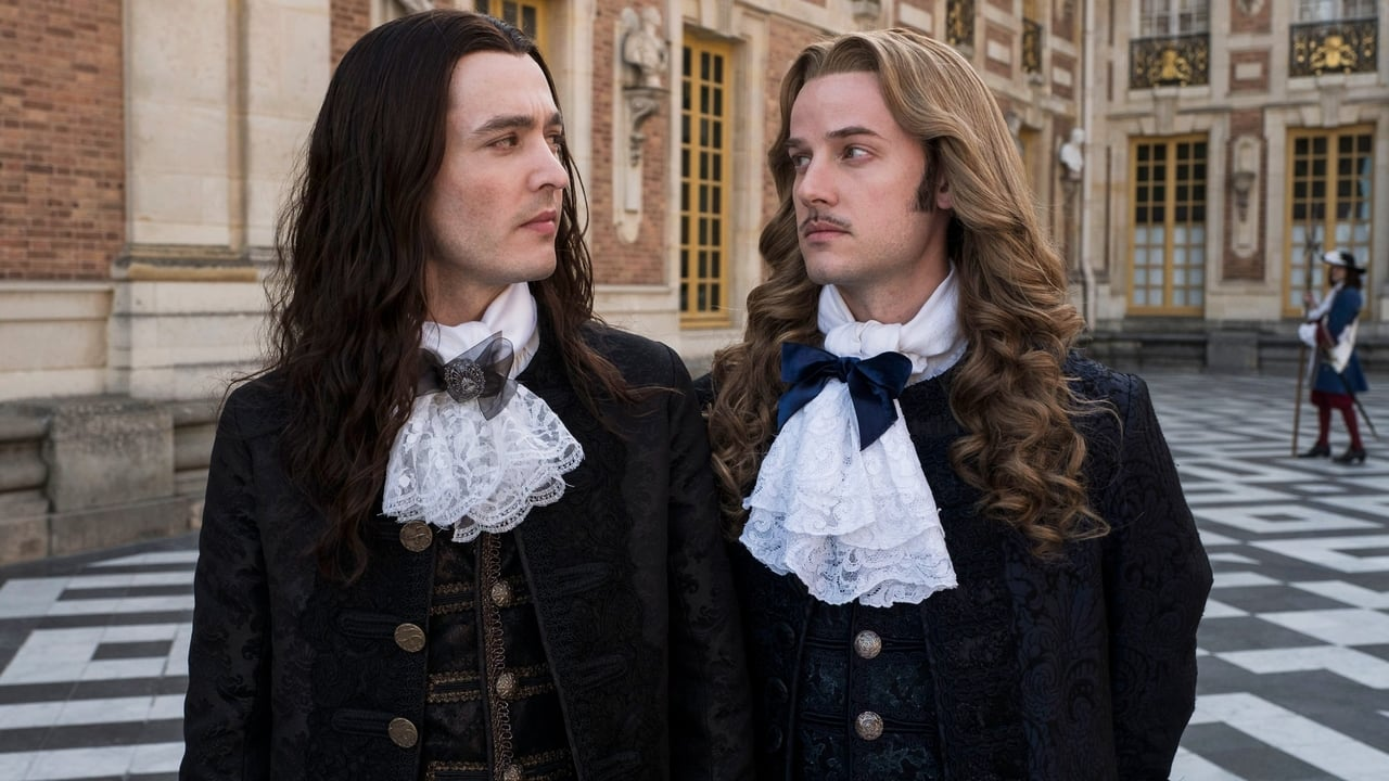Versailles Episode: The Book of Revelations