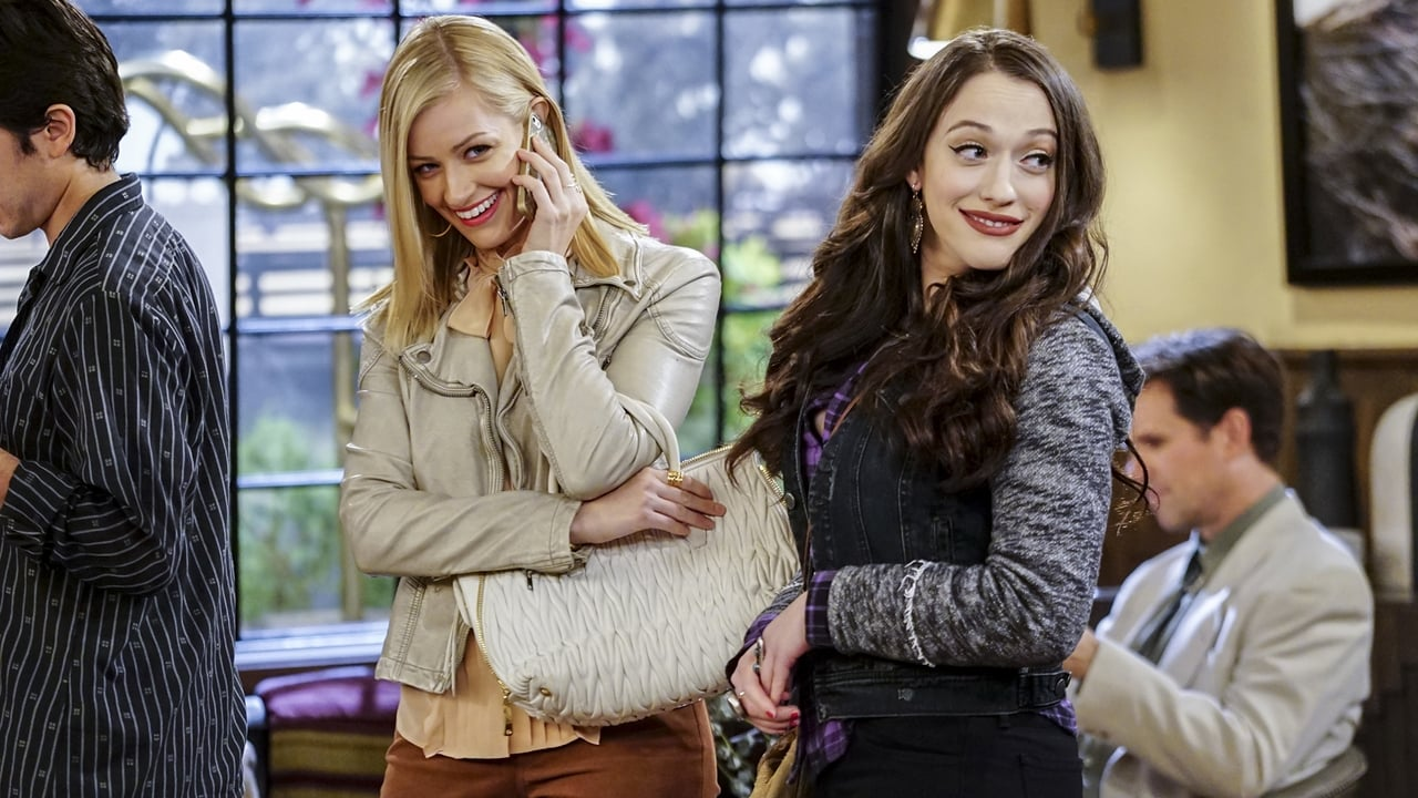 2 Broke Girls Episode: And the Stalking Dead