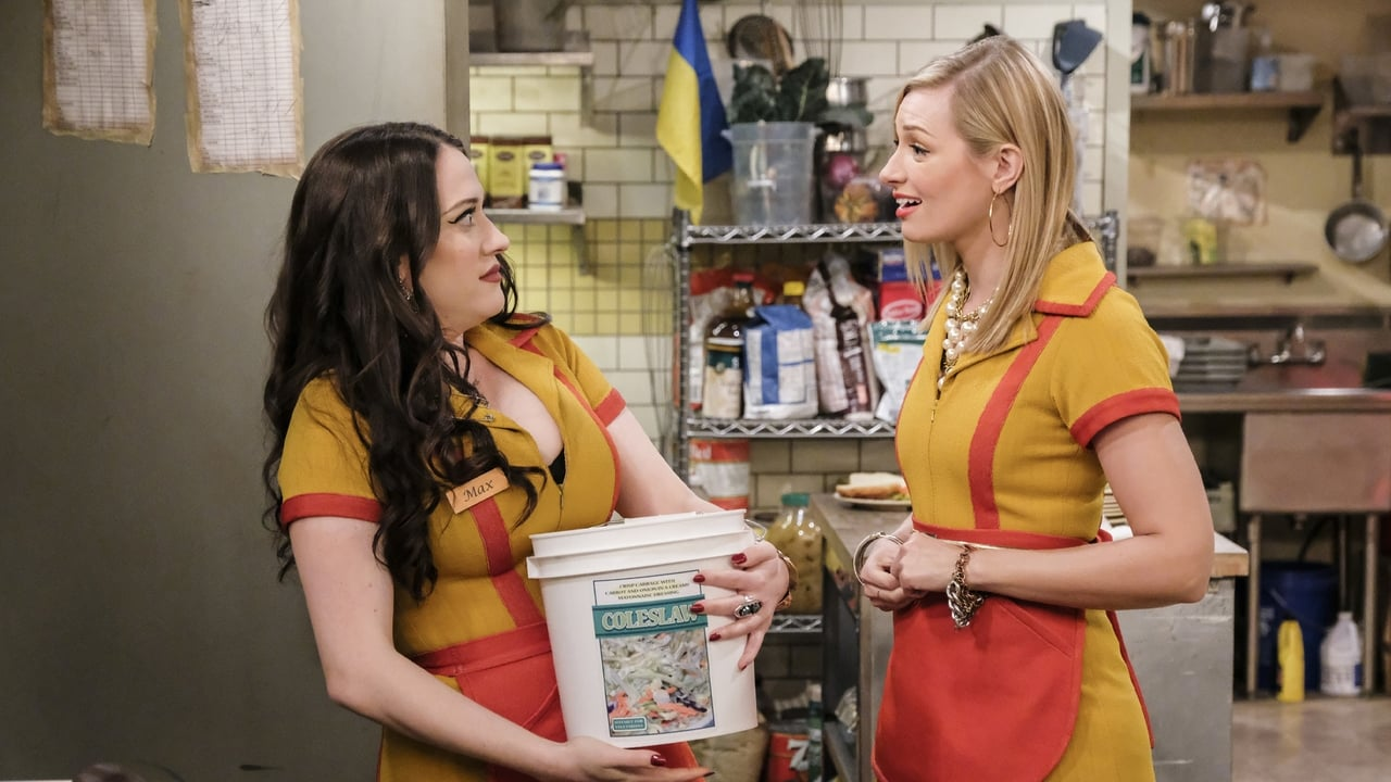 2 Broke Girls Episode: And the Tease Time