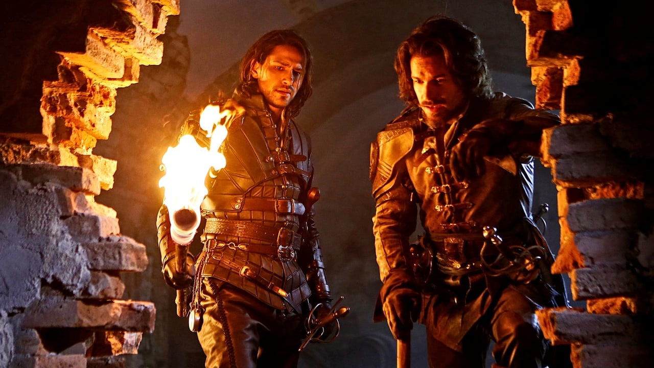 The Musketeers Episode: Brother in Arms