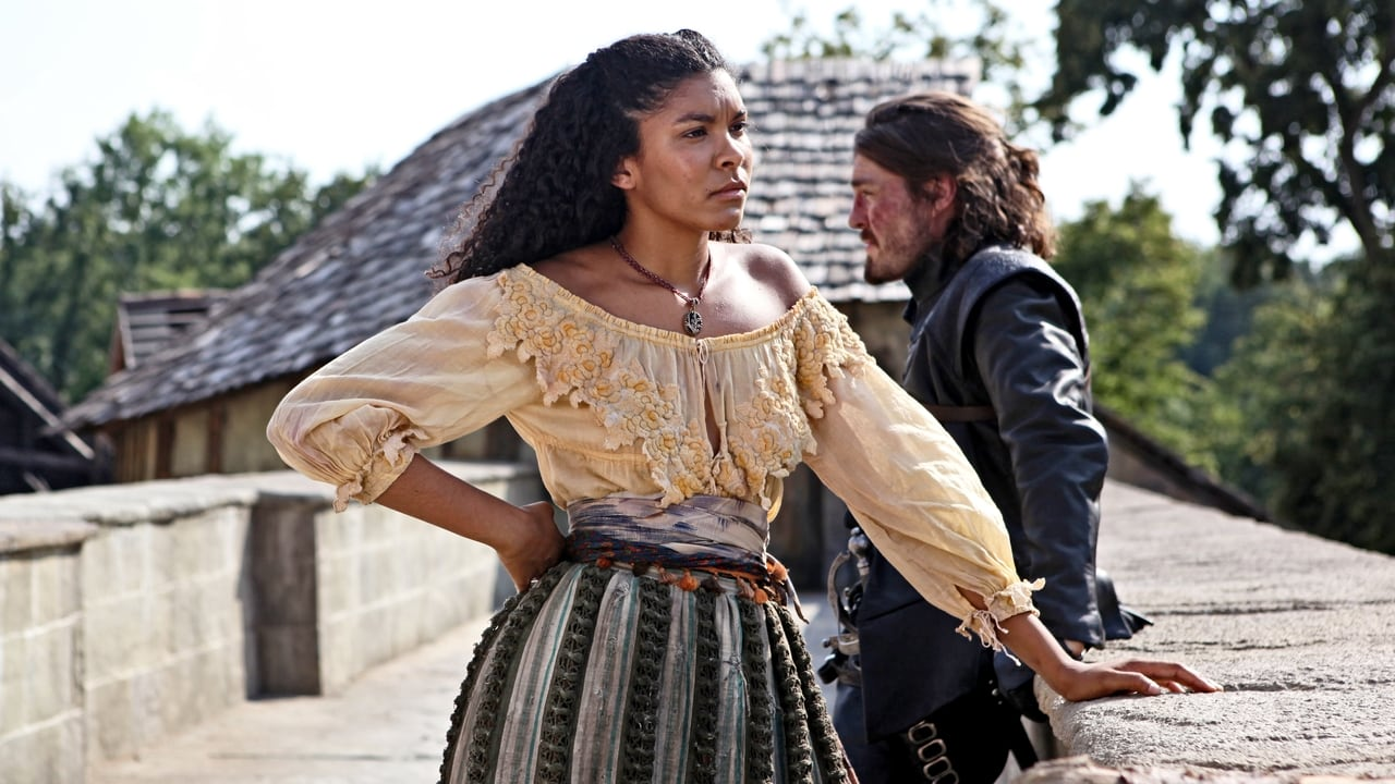 The Musketeers Episode: The Queens Diamonds