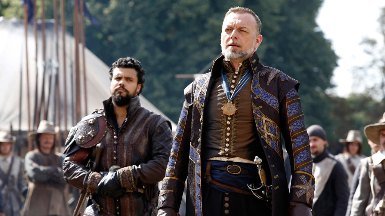 The Musketeers Episode: The Prize