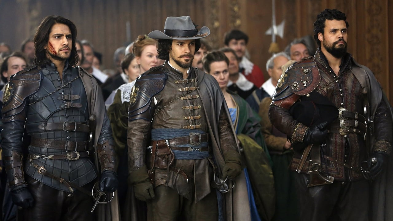 The Musketeers Episode: We Are the Garrison