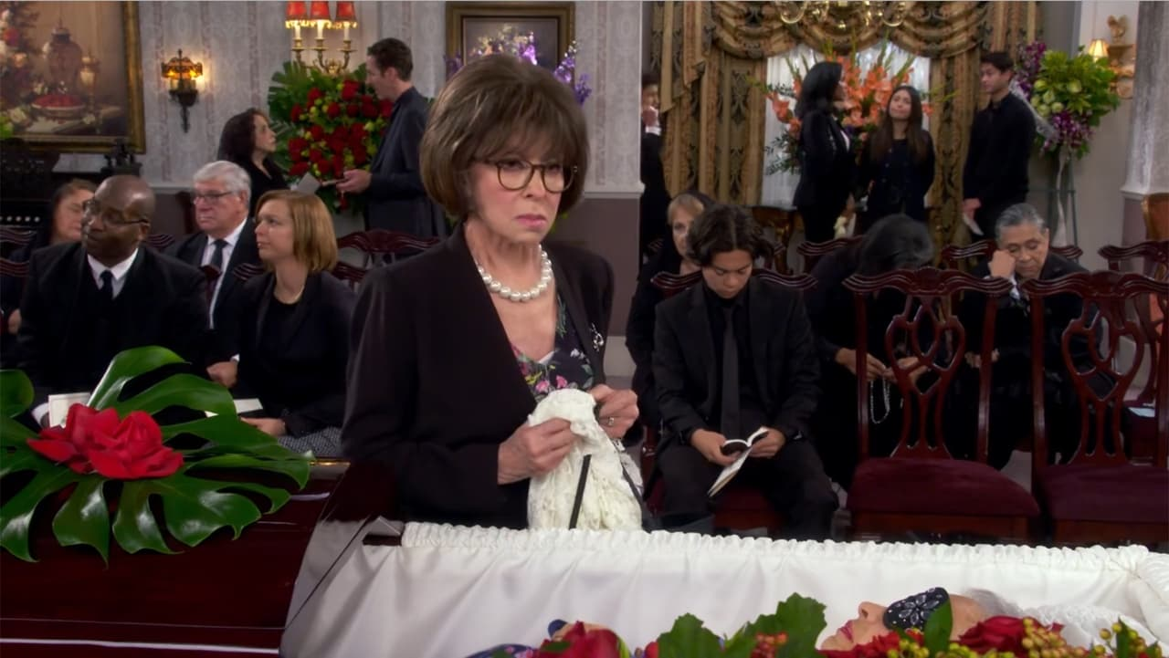 One Day at a Time Episode: The Funeral