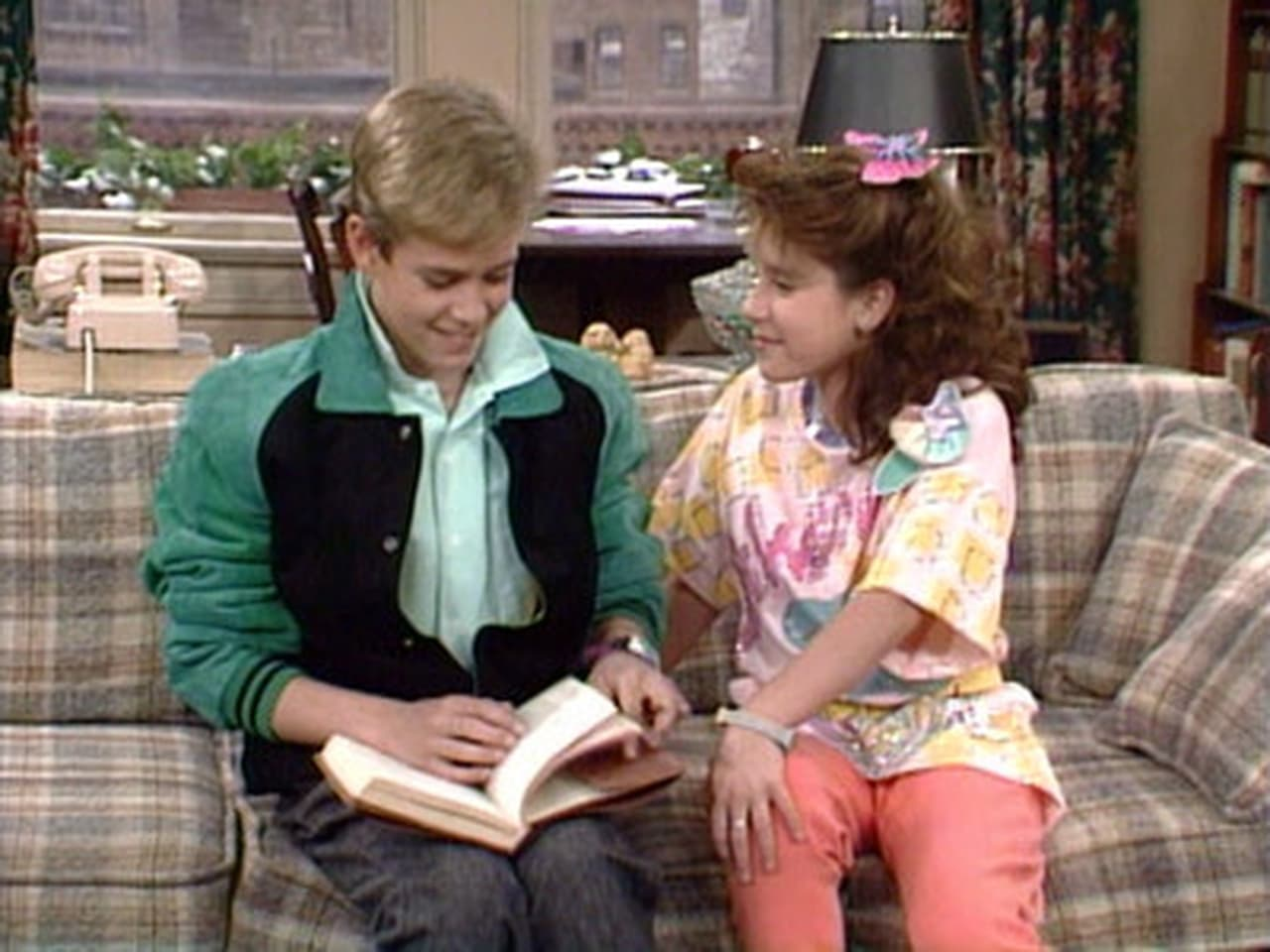 Punky Brewster Episode: One Plus Tutor is Three