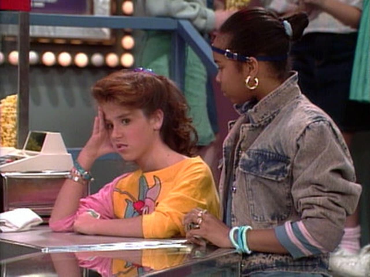 Punky Brewster Episode: The Dilemma