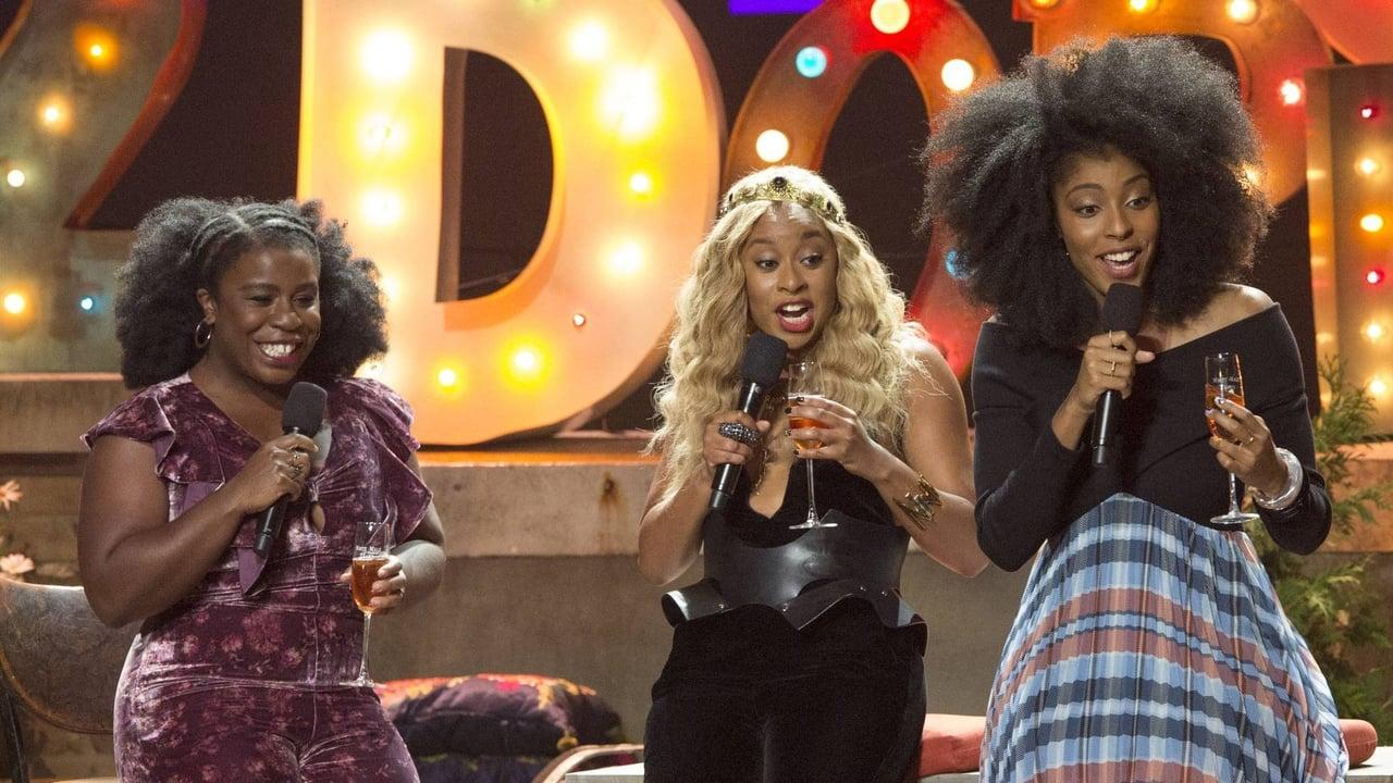 2 Dope Queens Episode: Black Nerds aka Blerds