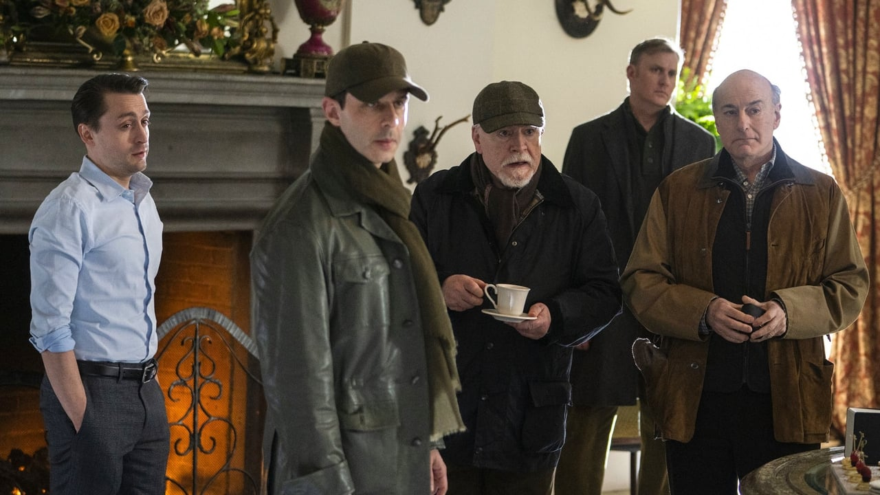 Succession Episode: Hunting