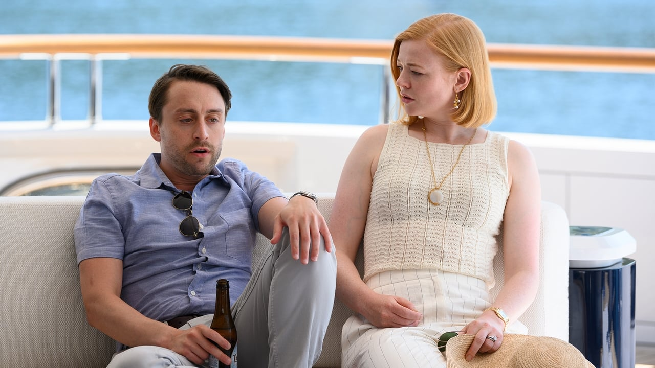 Succession Episode: This Is Not for Tears