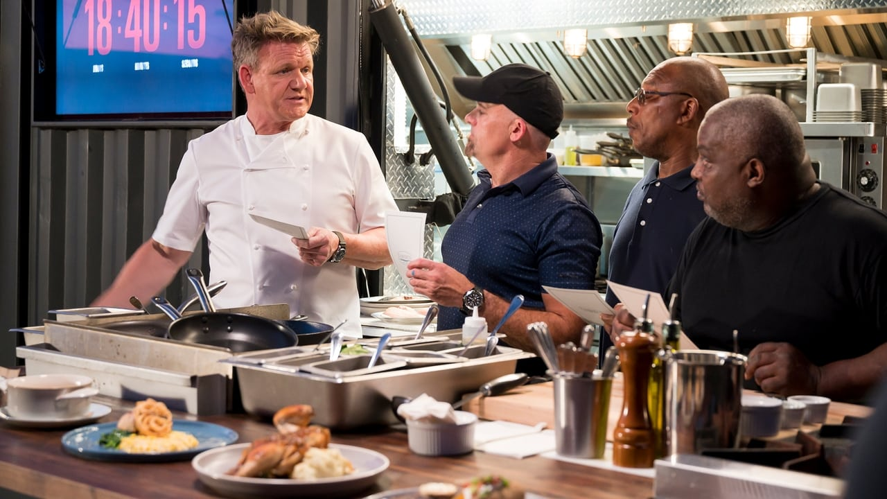 Gordon Ramsays 24 Hours to Hell and Back Episode: Lowerys Seafood Restaurant