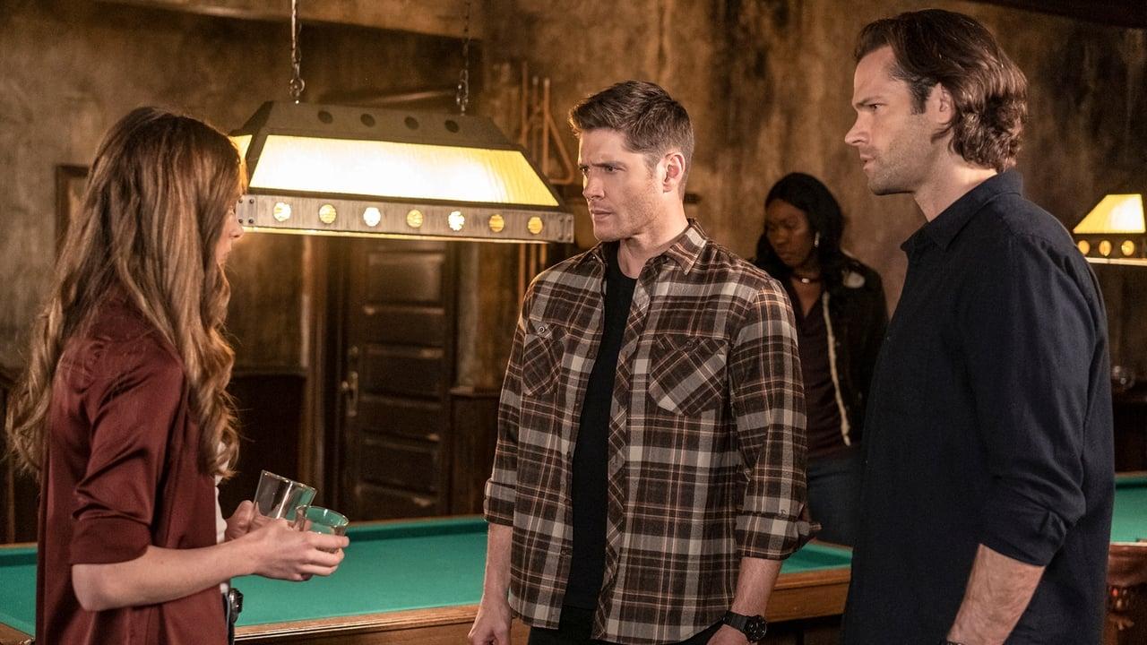 Supernatural Episode: The Gamblers