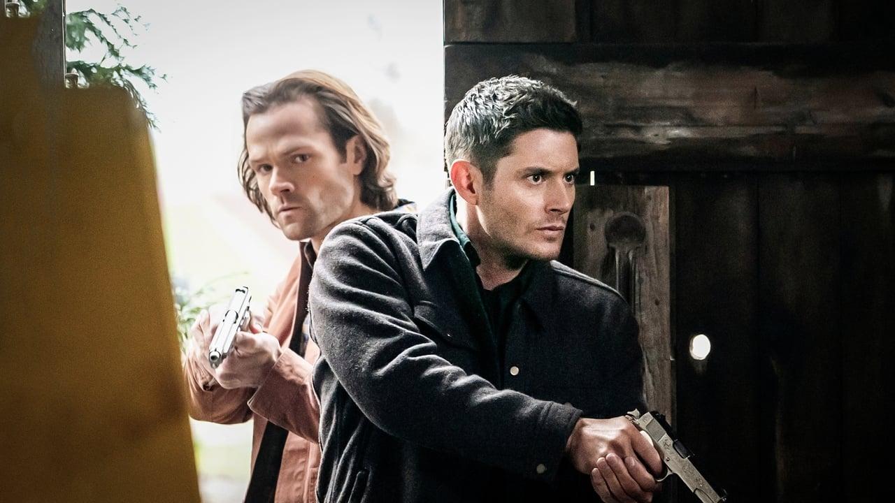 Supernatural Episode: Galaxy Brain
