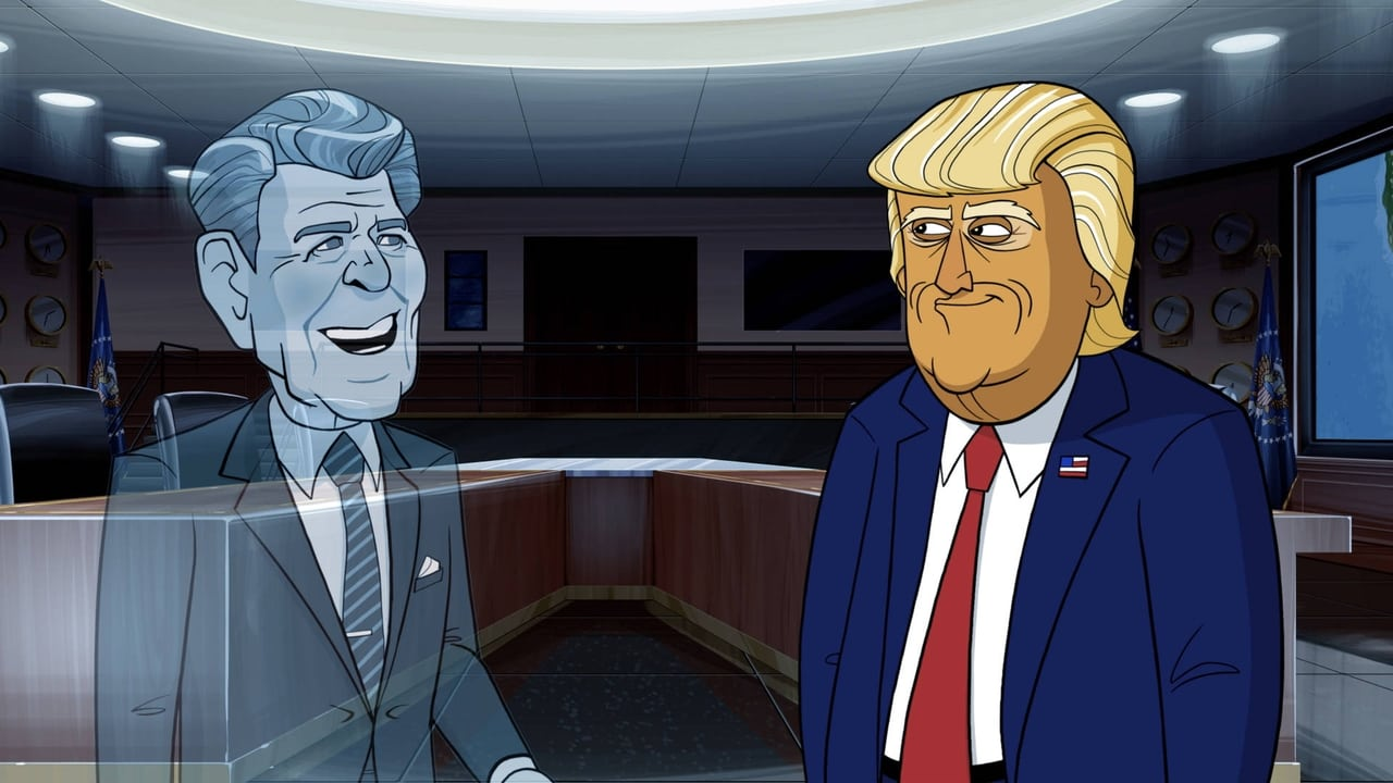 Our Cartoon President Episode: Secret Money