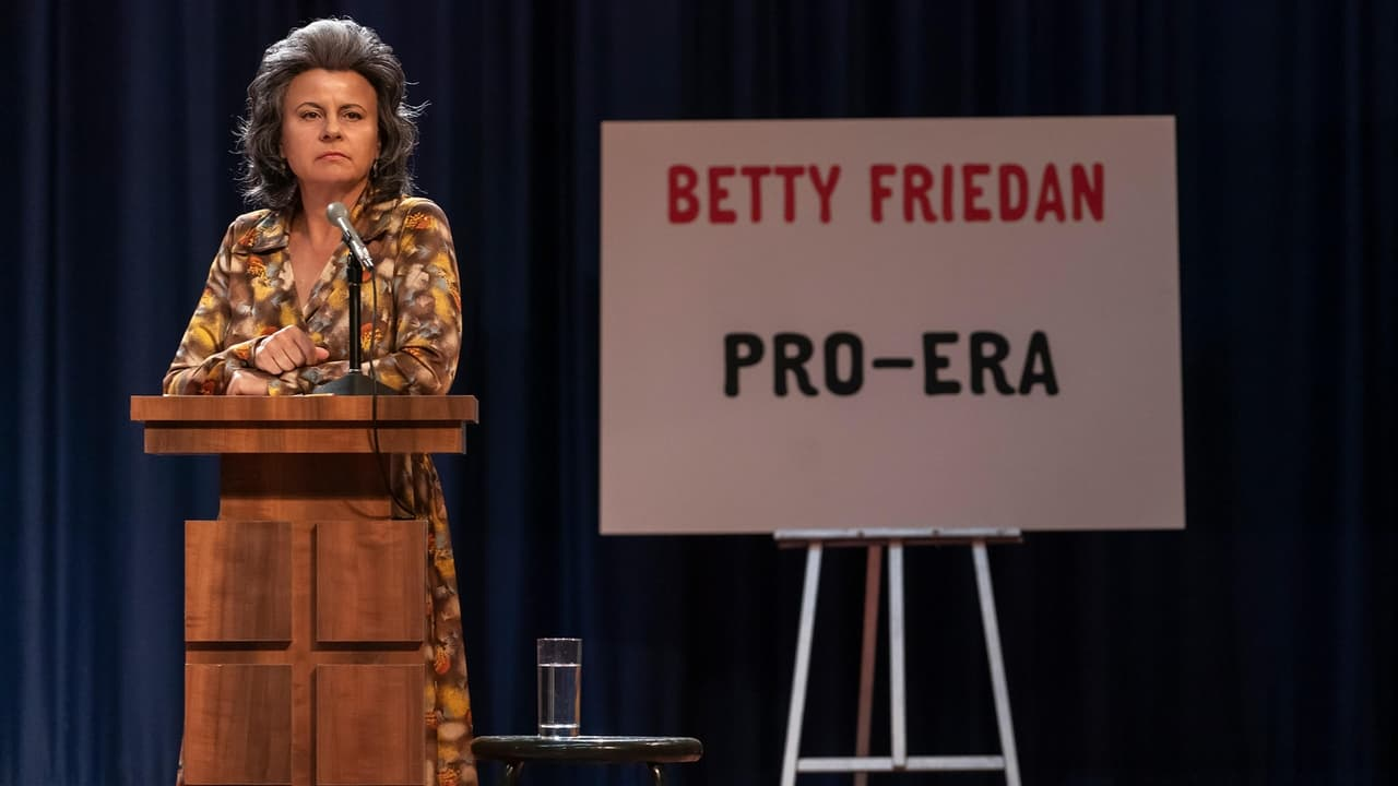 Mrs America Episode: Betty