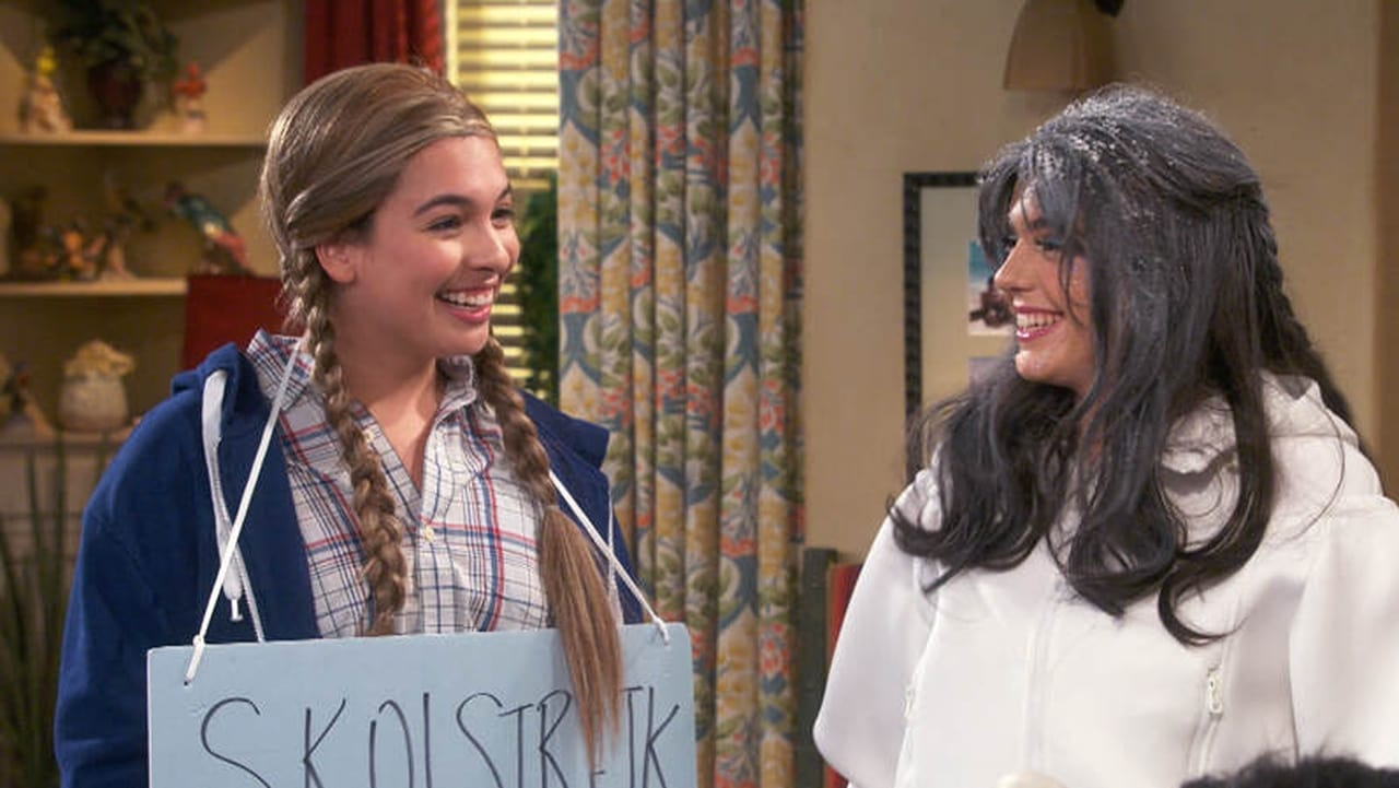 One Day at a Time Episode: One Halloween at a Time