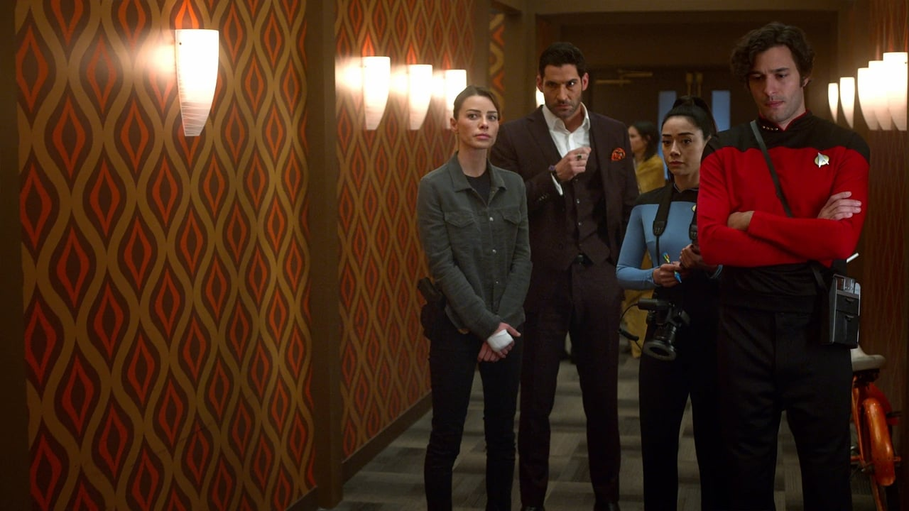 Lucifer Episode: Our Mojo