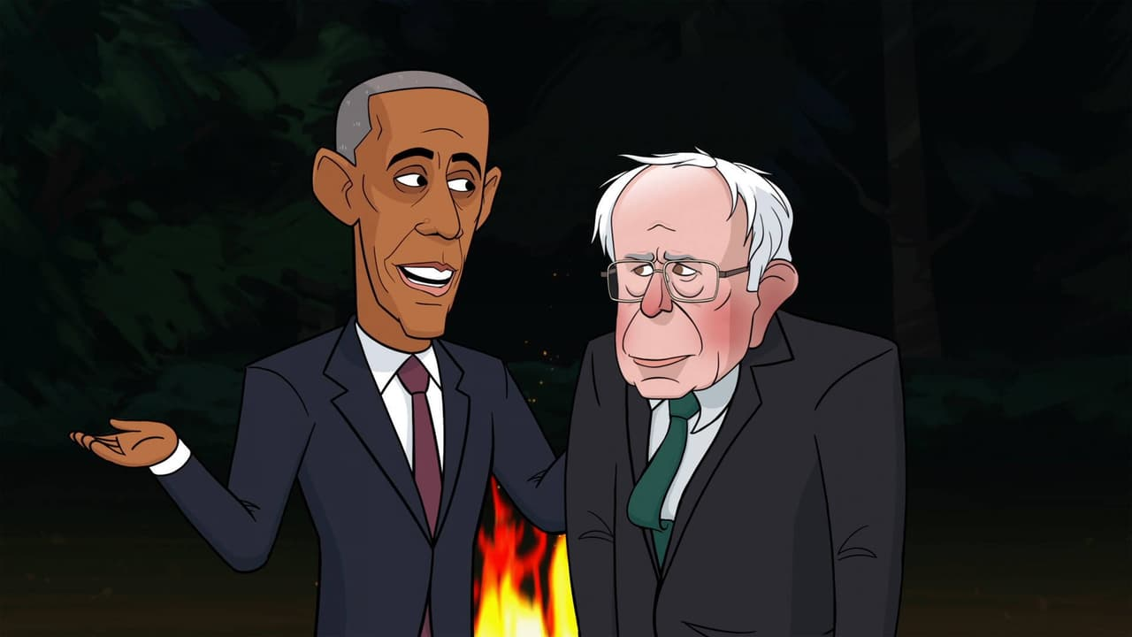 Our Cartoon President Episode: Party Unity