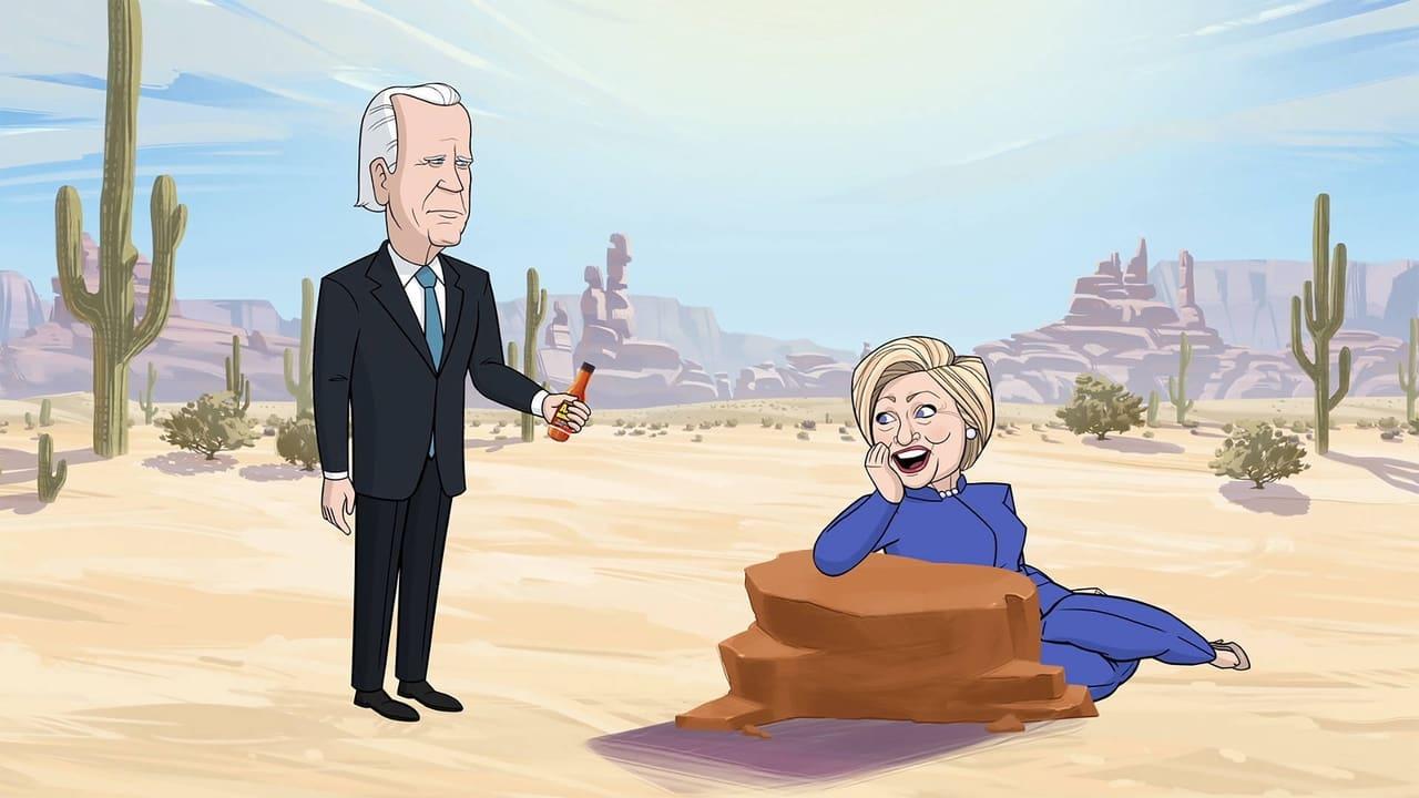 Our Cartoon President Episode: Hiding Joe Biden