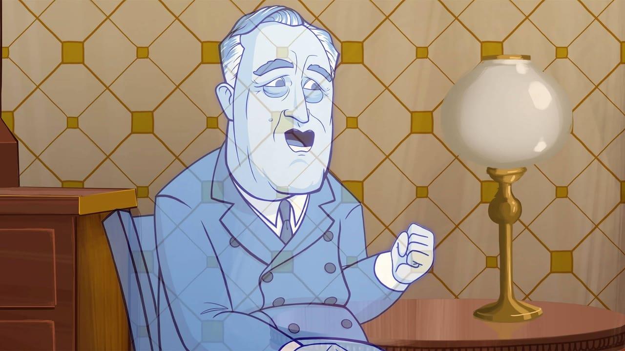 Our Cartoon President Episode: Wartime President
