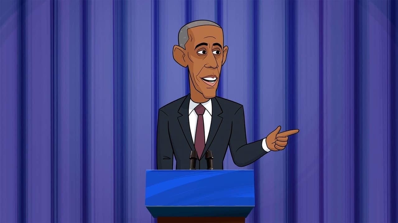 Our Cartoon President Episode: Senate Control