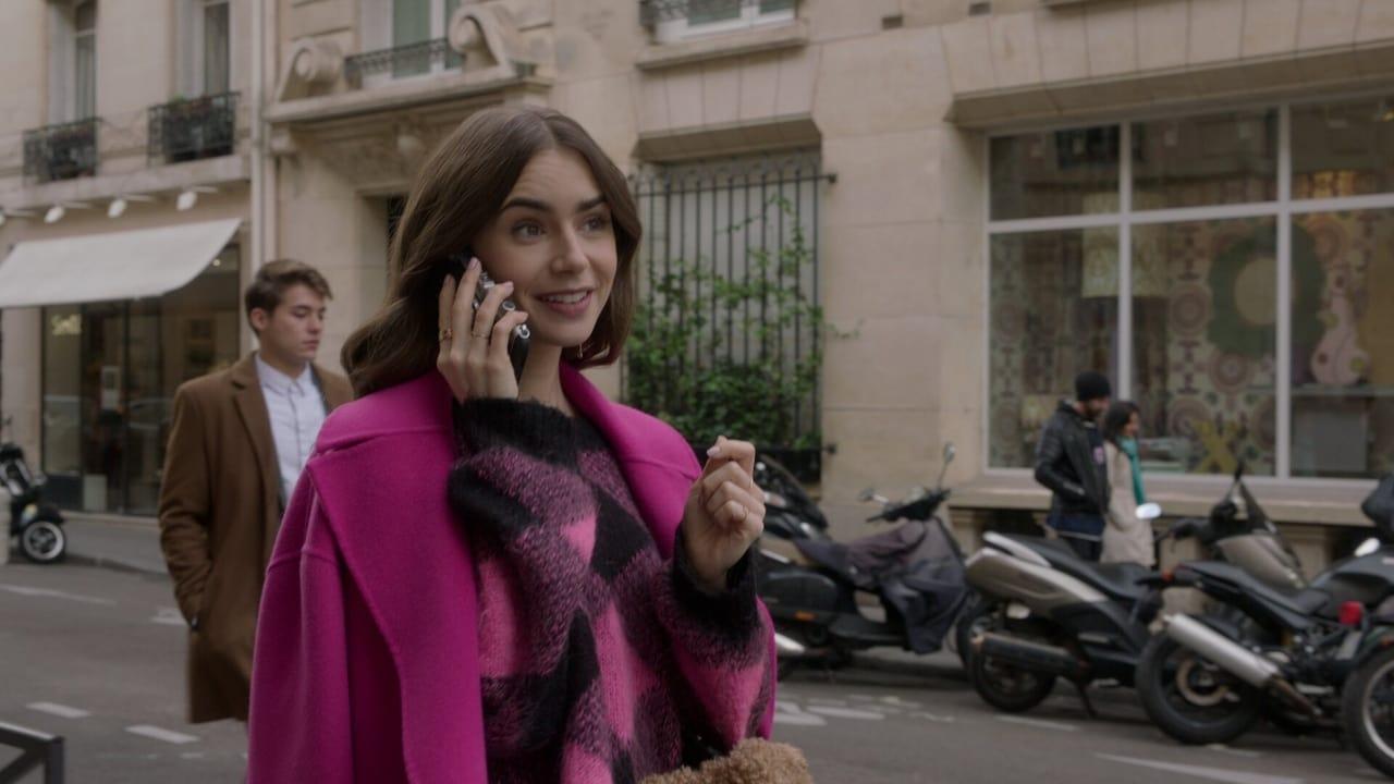 Emily in Paris Episode: An American Auction in Paris