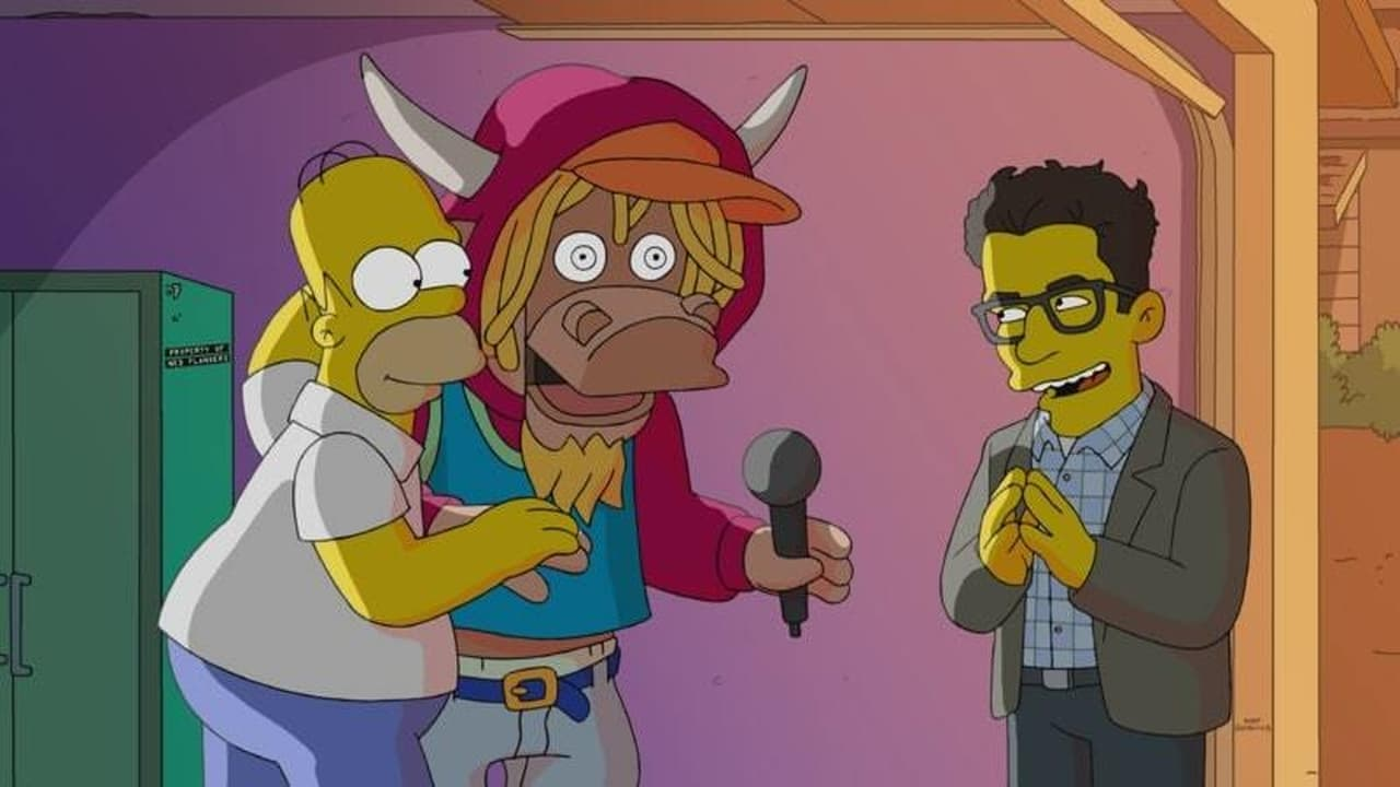 The Simpsons Episode: Do PizzaBots Dream of Electric Guitars
