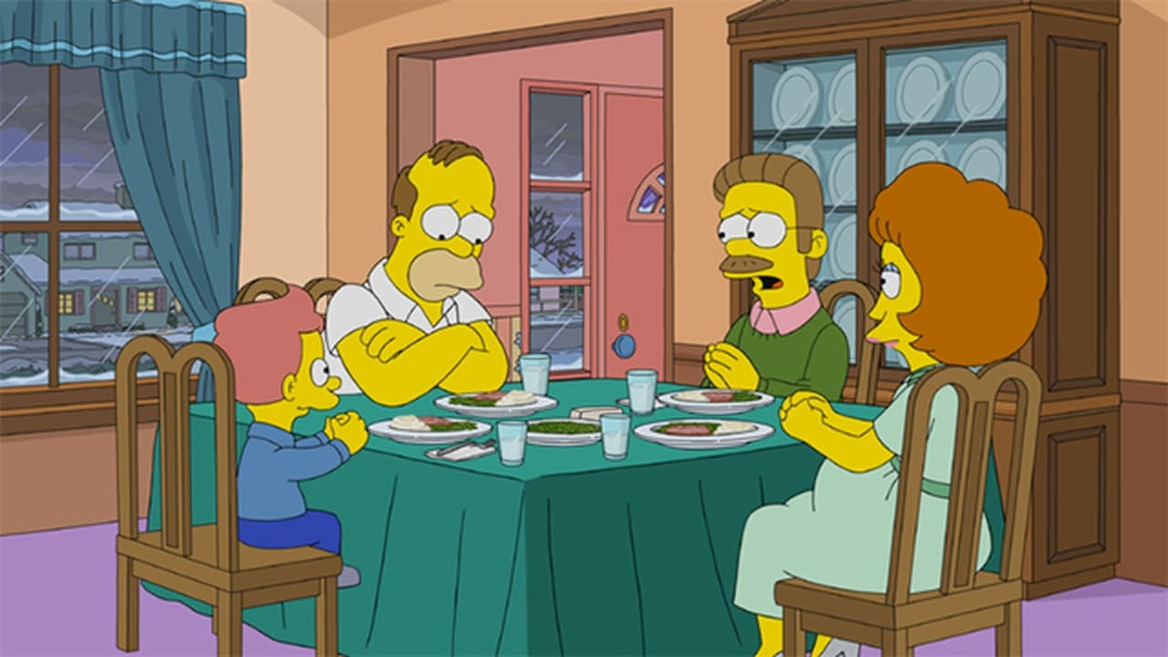 The Simpsons Episode: Manger Things