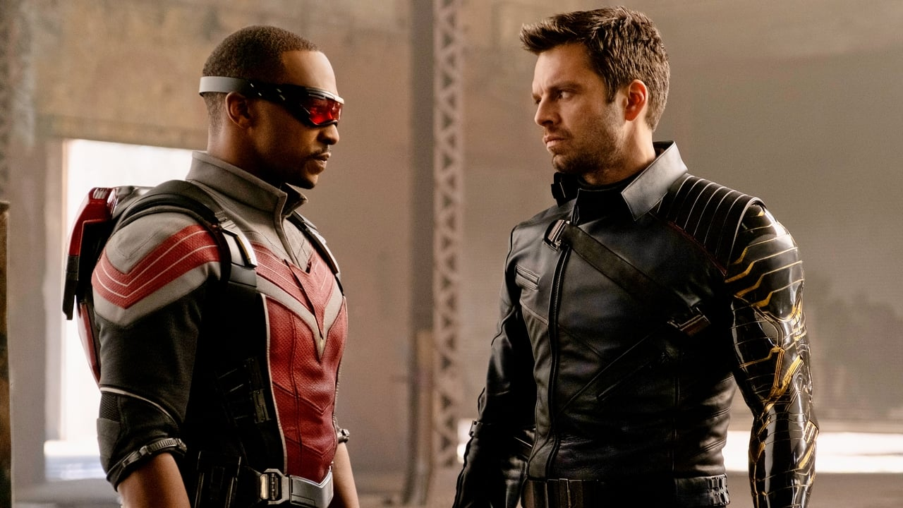 The Falcon and the Winter Soldier Episode: The StarSpangled Man