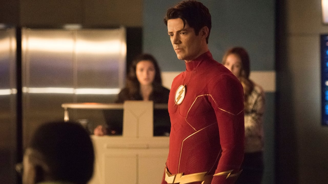 The Flash Episode: Central City Strong