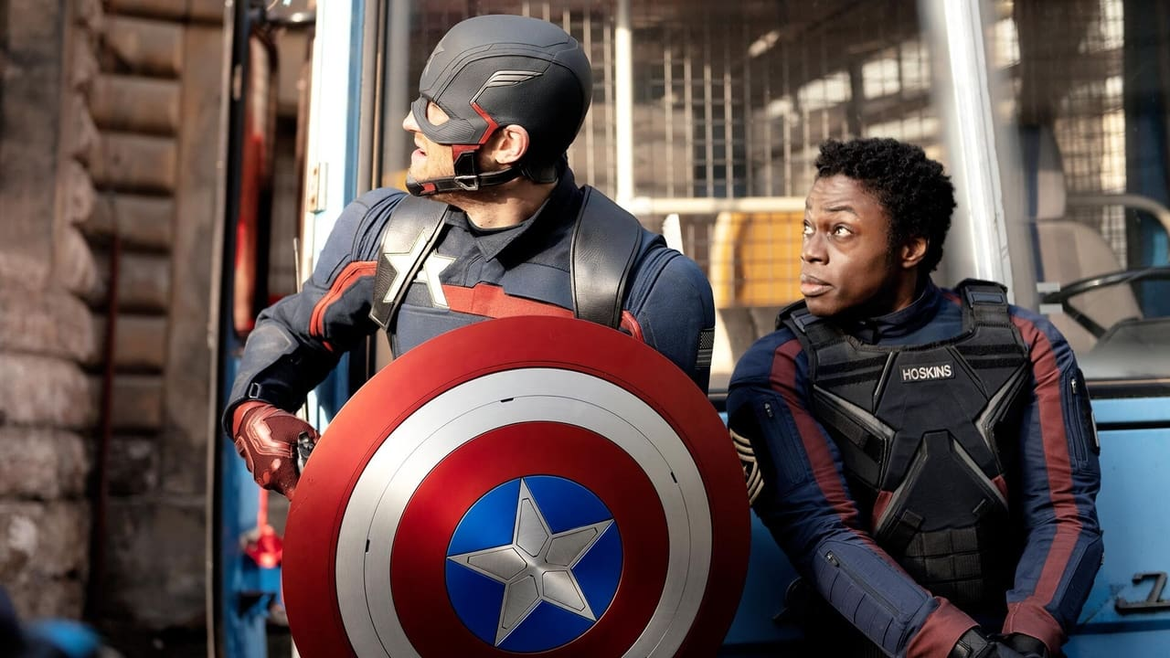 The Falcon and the Winter Soldier Episode: The Whole World Is Watching