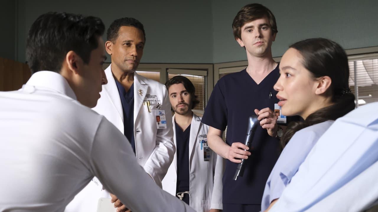 The Good Doctor Episode: Spilled Milk