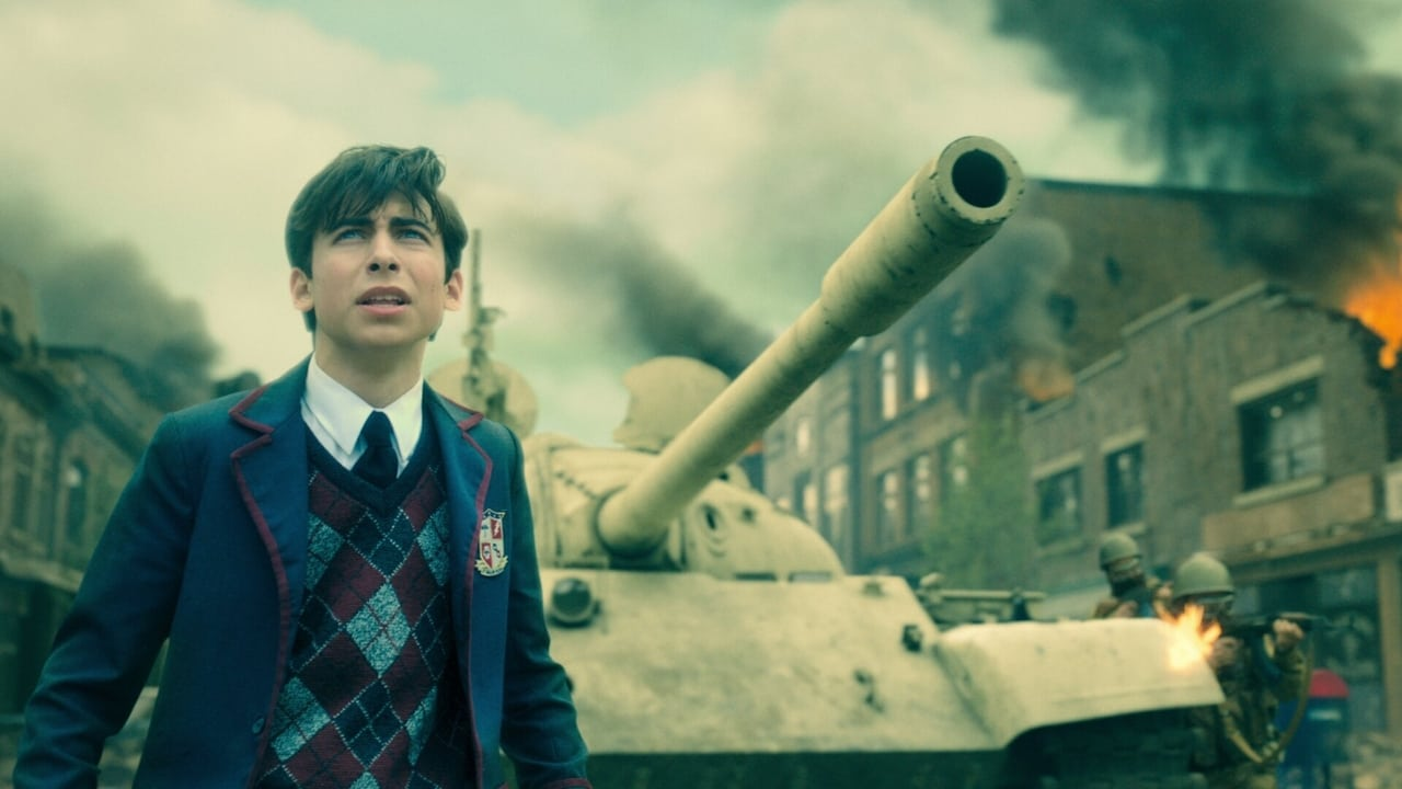 The Umbrella Academy Episode: Right Back Where We Started