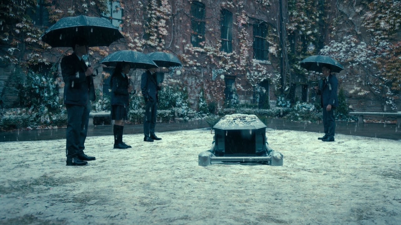 The Umbrella Academy Episode: The End of Something