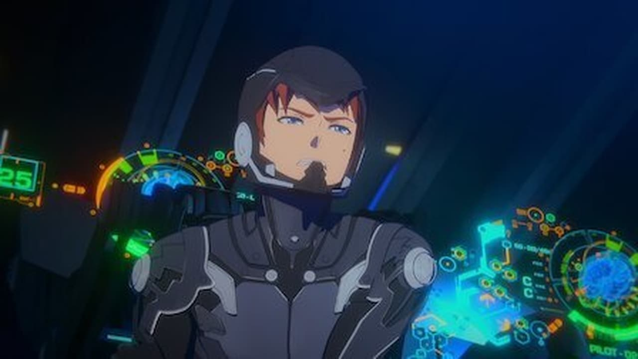Pacific Rim The Black Episode: Up and Running