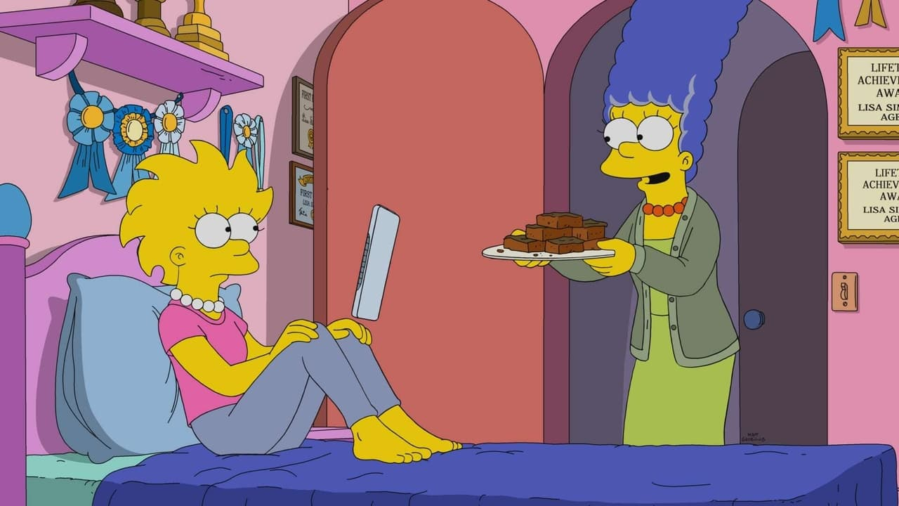 The Simpsons Episode: Mother and Child Reunion