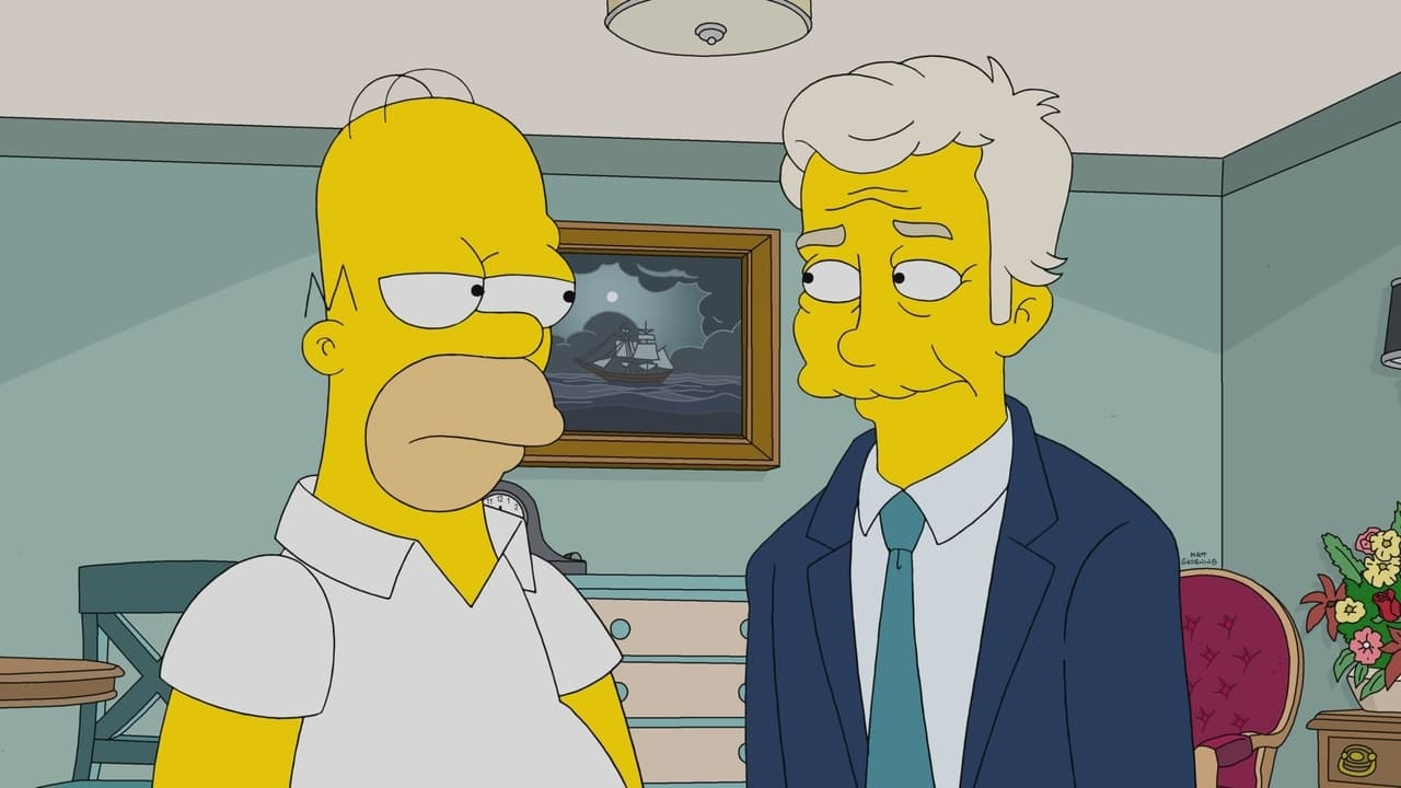 The Simpsons Episode: The Man From GRAMPA