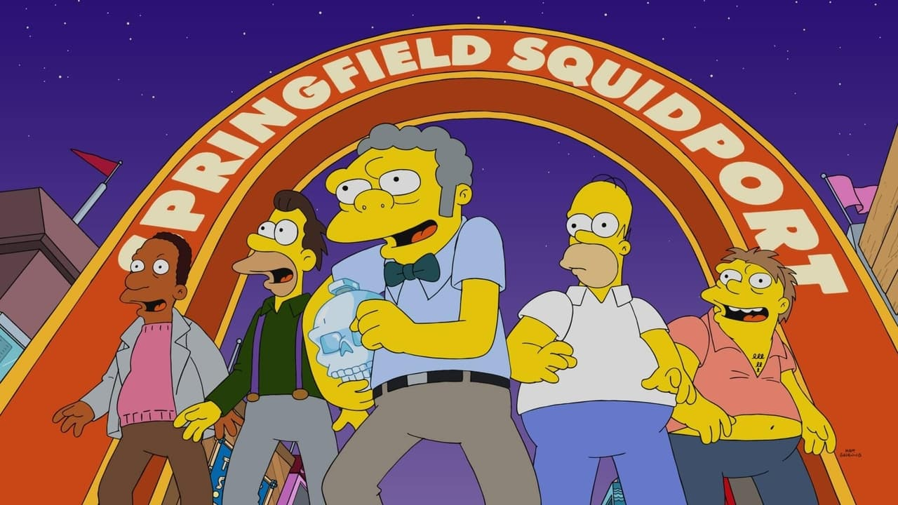 The Simpsons Episode: The Last Barfighter
