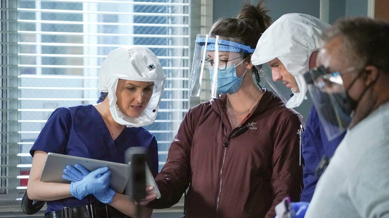 Greys Anatomy Episode: Breathe