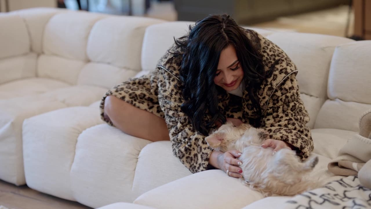 Demi Lovato Dancing with the Devil Episode: rebirthing
