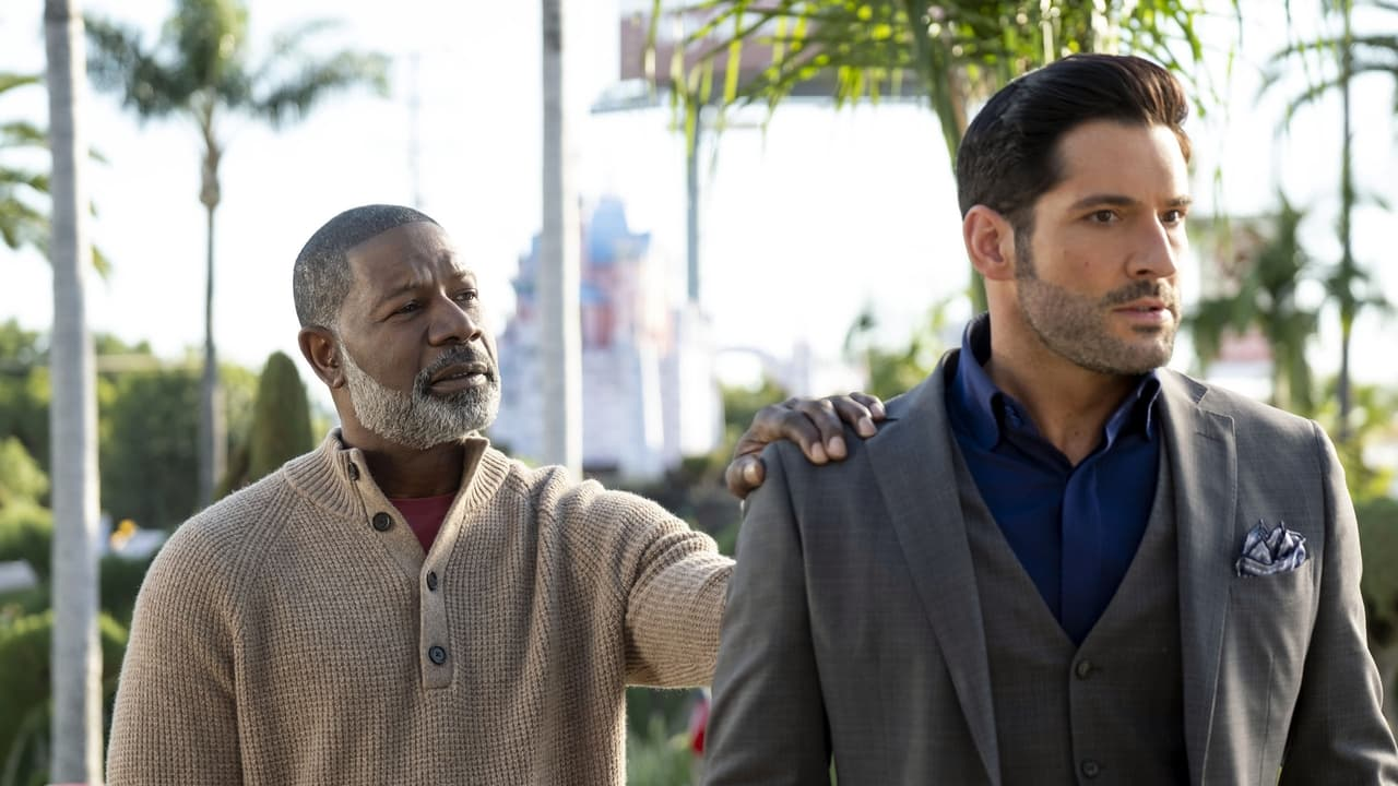 Lucifer Episode: Family Dinner