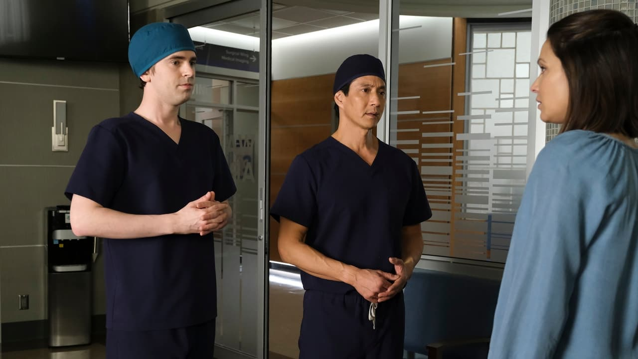 The Good Doctor Episode: Waiting