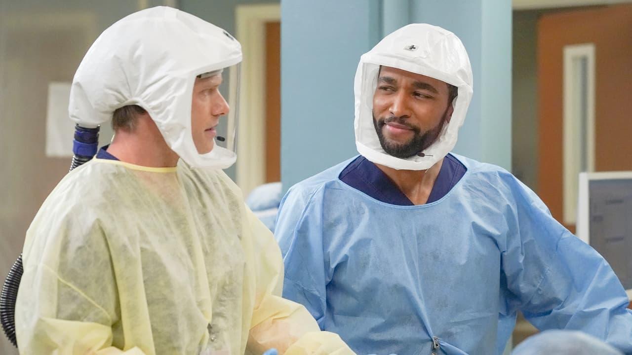 Greys Anatomy Episode: Tradition