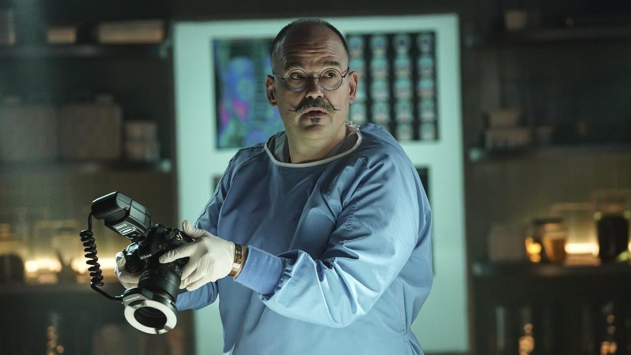 CSI Vegas Episode: Legacy
