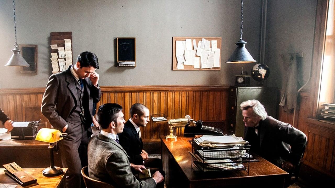 American Genius Episode: Hearst vs Pulitzer