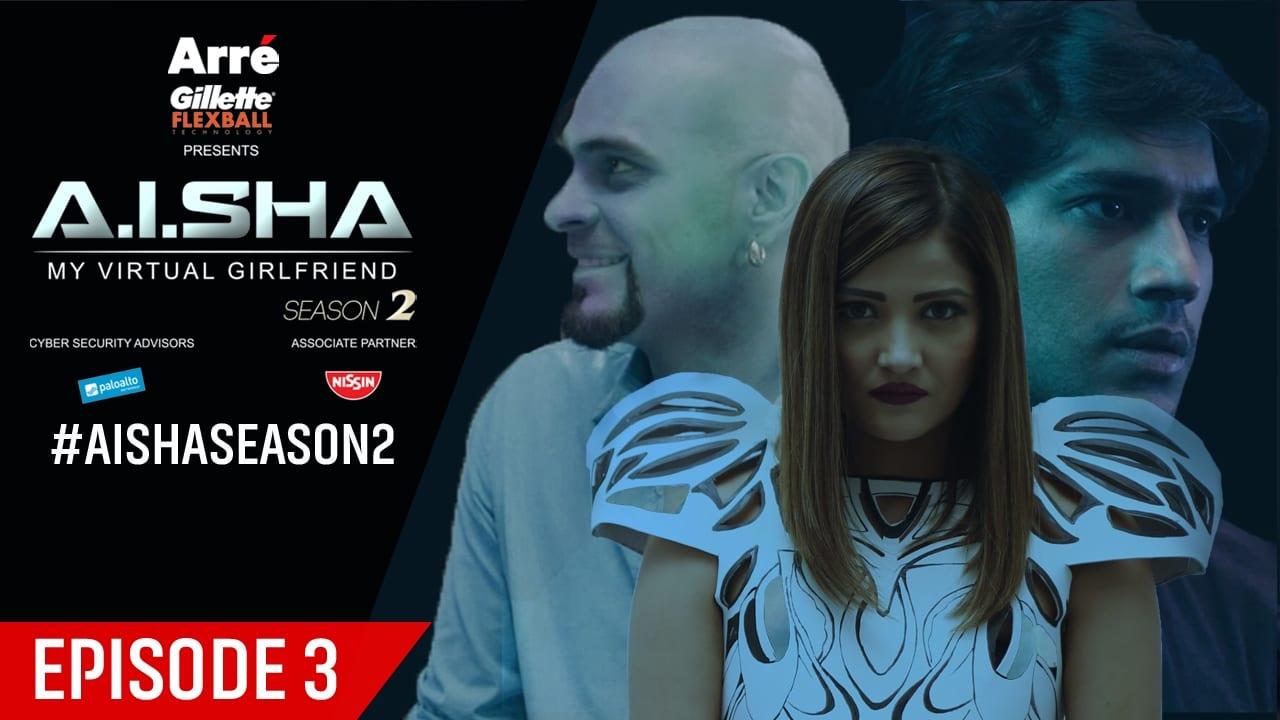 AISHA My Virtual Girlfriend Episode: Episode 23